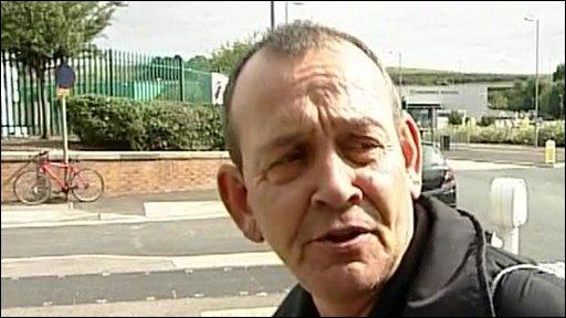 Vauxhall worker