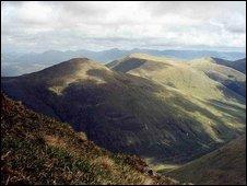 Picture of Sgurr Nan Ceanniachean courtesy of Mick Knapton