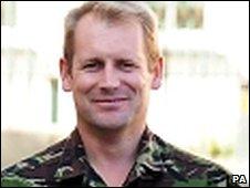Lt Col James Morris