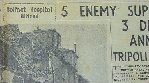 Belfast newspaper