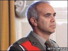 Sgt Noel Connolly, Royal Marines
