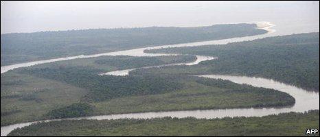River Niger, file image