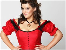 I'd Do Anything winner Jodie Prenger
