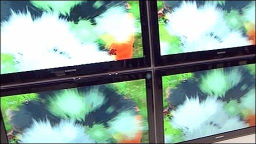 Flat scren TV