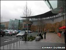 Silverburn - Image by Johnny Durnan (licensed under Creative Commons Licence)