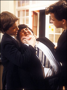 Grange Hill bully Gripper Stebson
