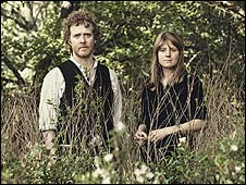 Glen Hansard and Marketa Iglova