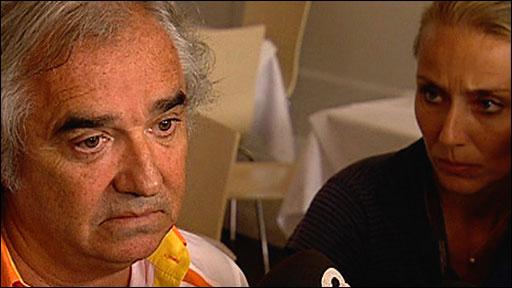 Renault team boss Flavio Briatore