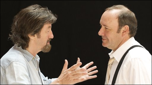 Trevor Nunn and Kevin Spacey
