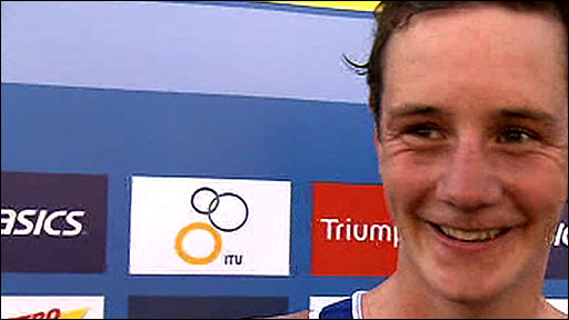 Britain's Alistair Brownlee