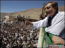 Afghan election candidate Abdullah Abdullah