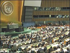 United Nations General Assembley