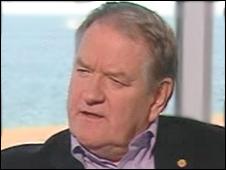 Dafydd Iwan, Plaid Cymru president