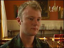 Lt James Adamson