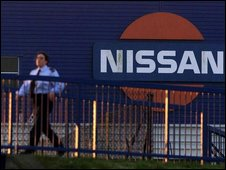 Nissan factory, Sunderland