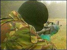 IRA gunman
