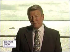 Alan Johnson, Home Secretary