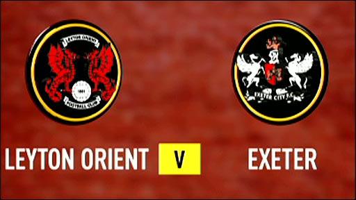 Leyton Orient v Exeter