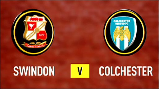 Swindon v Colchester