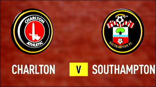 Charlton v Southampton