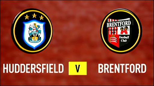Huddersfield v Brentford
