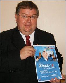 Ross Hussey