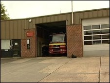 Kenilworth Fire Station