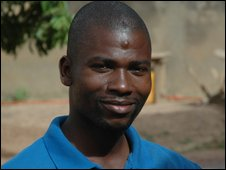 Dramane Ouedraogo, headteacher