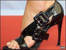 High heeld shoe