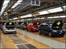Volkswagen's factory