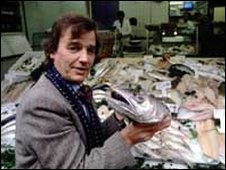 Keith Floyd on Floyd on Fish