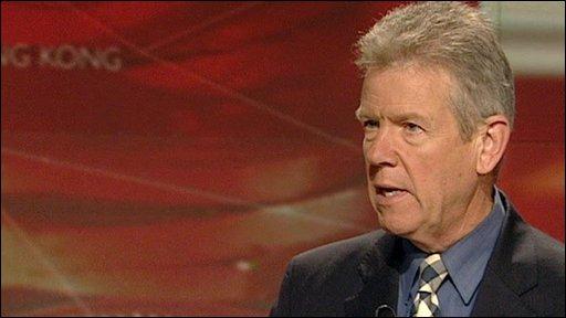 Chief Ombudsman, Walter Merricks