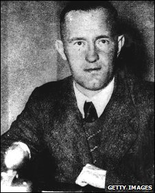 William Joyce, also known as Lord Haw-Haw
