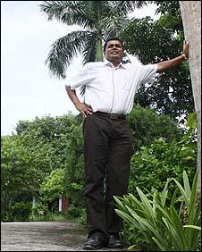 SM Raju
