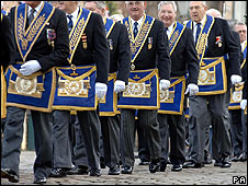 Freemasons in County Durham