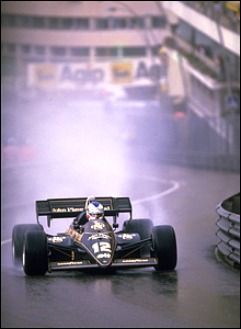 Nigel Mansell (Photo: Mike Powell/Allsport/Getty Images)