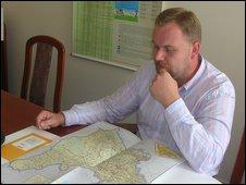 Andrzej Maciejewski of the Polish Roads Agency (GDDKIA)