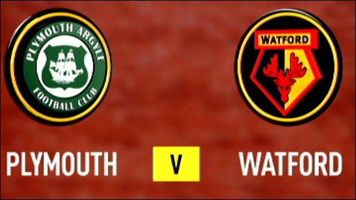 Plymouth v Watford
