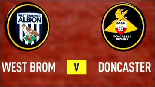 West Brom v Doncaster