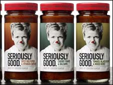 Gordon Ramsay's Seriously Good sauces