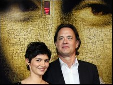 Da Vinci Code actors