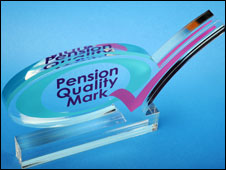 Pension Quality Mark