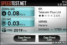 Rohan Mantri, speed test