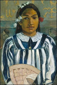 Teha'amana Has Many Parents, Paul Gauguin  (Art Institute of Chicago)