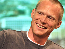 Paul Bettany on the Andrew Marr Show