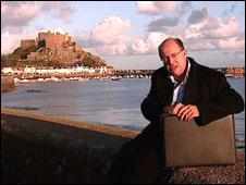 John Sweeney in Jersey