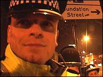 Chief Inspector Matthew Rose