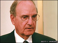 US Special Envoy George Mitchell