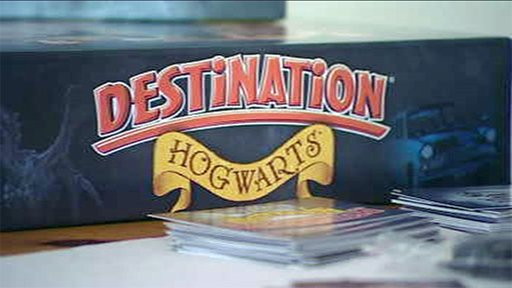 Destination game - Hogwarts