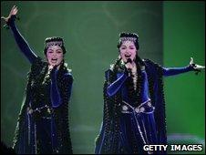 Armenia's Eurovision Contest entry